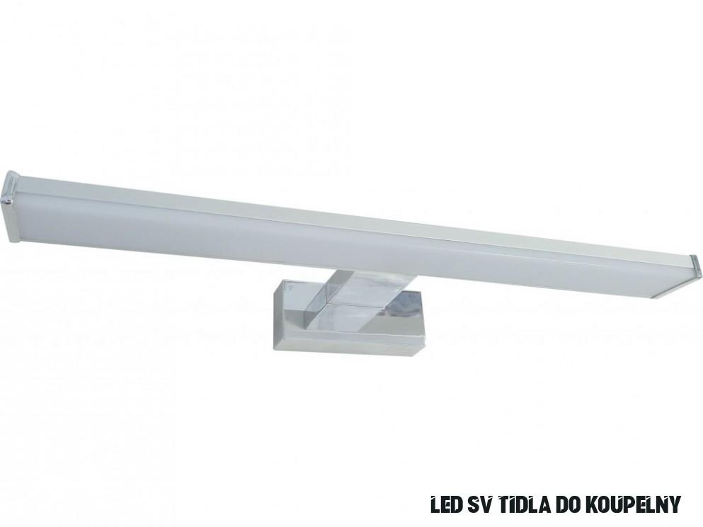 LED koupelnové svítidlo MIRROR 14W 14cm IP14 nad zrcadlo do koupelny GXLS14