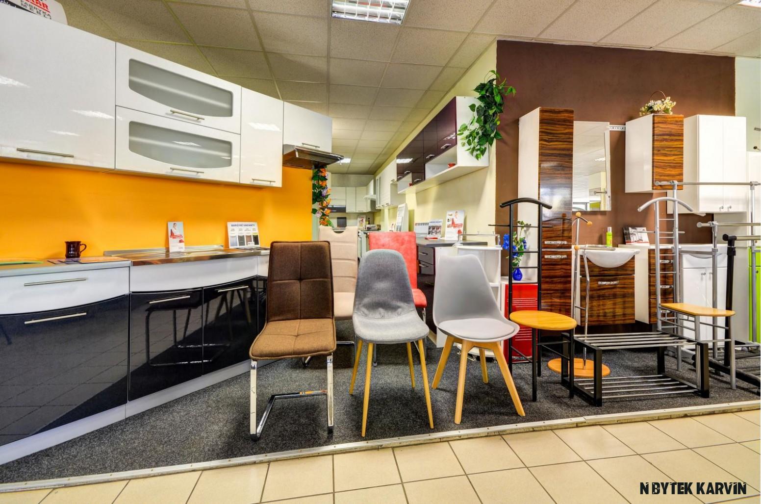 Naše prodejny - Velkoobchod bytového nábytku  velkoobchod s