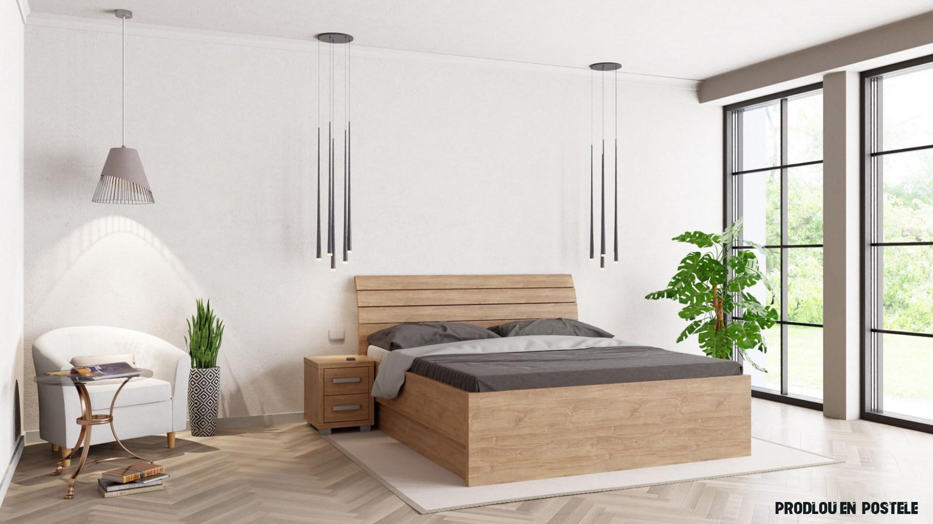Notaxo postele lamino - JMP Studio zdravého spaní