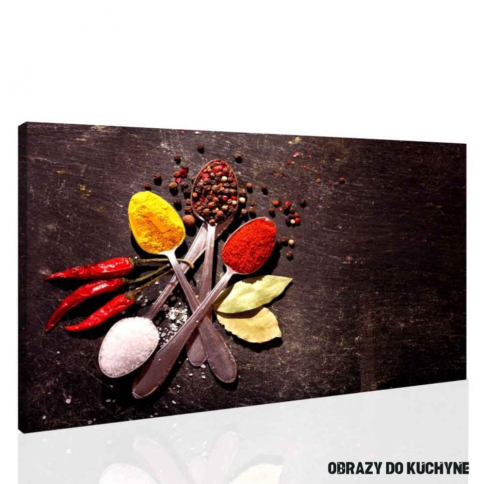 Obraz do kuchyně vůně koření II