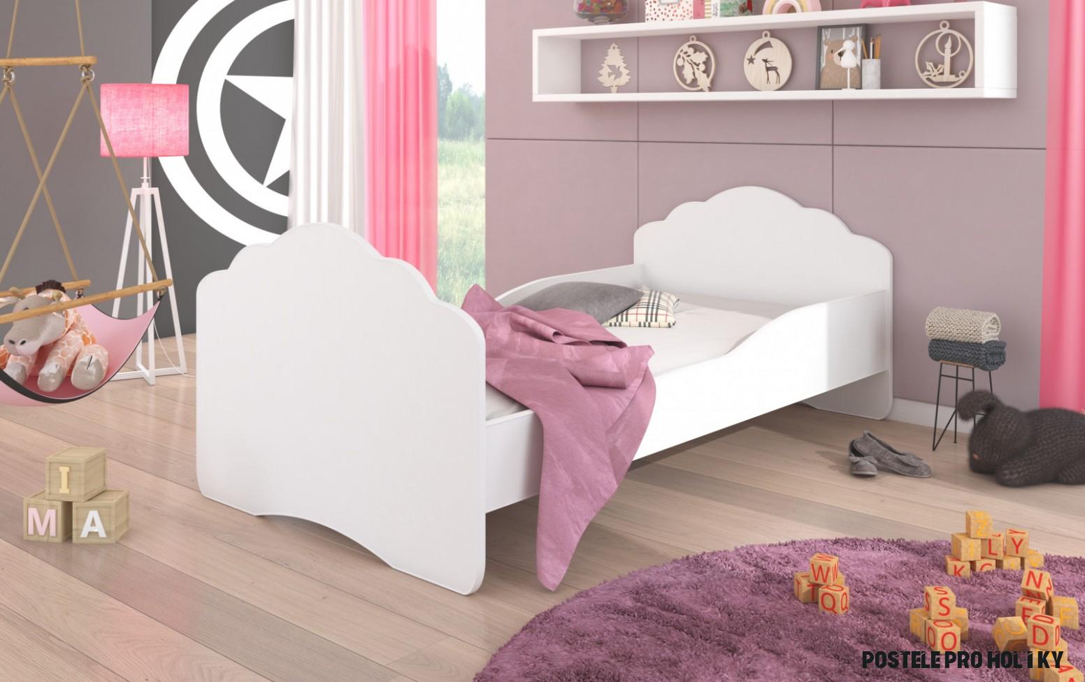 Dětská postel levně s matrací  Dona-shop.cz