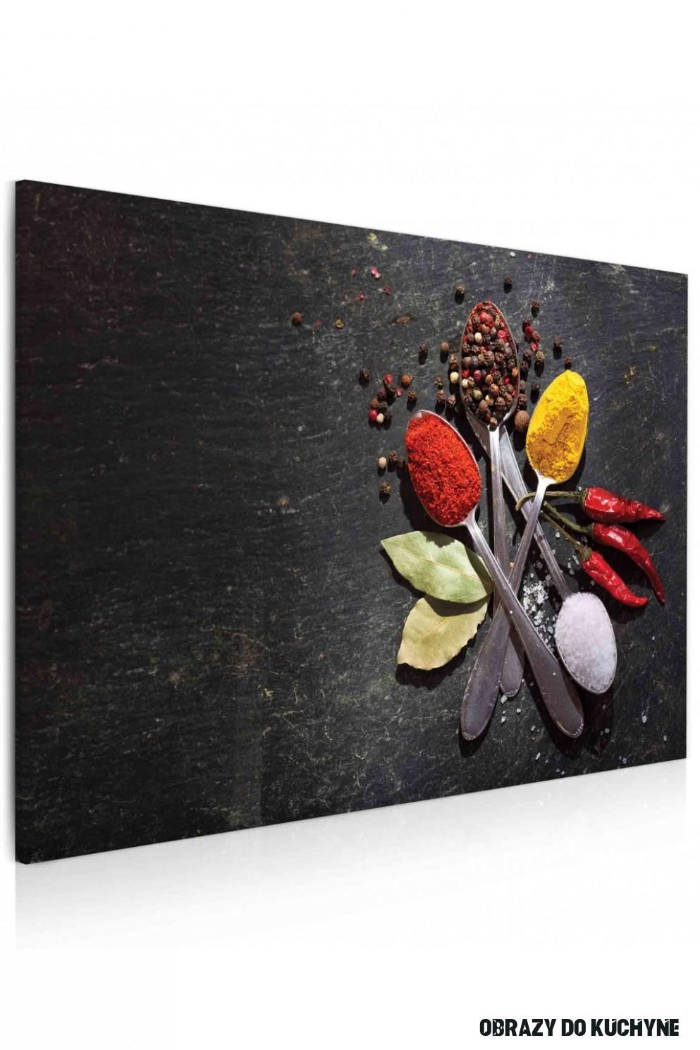 Obraz do kuchyně- vůně koření