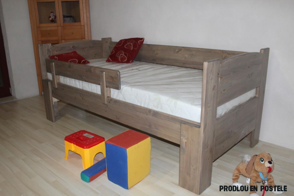 zvýšené postele pro seniory, prodloužené postele, postele pro