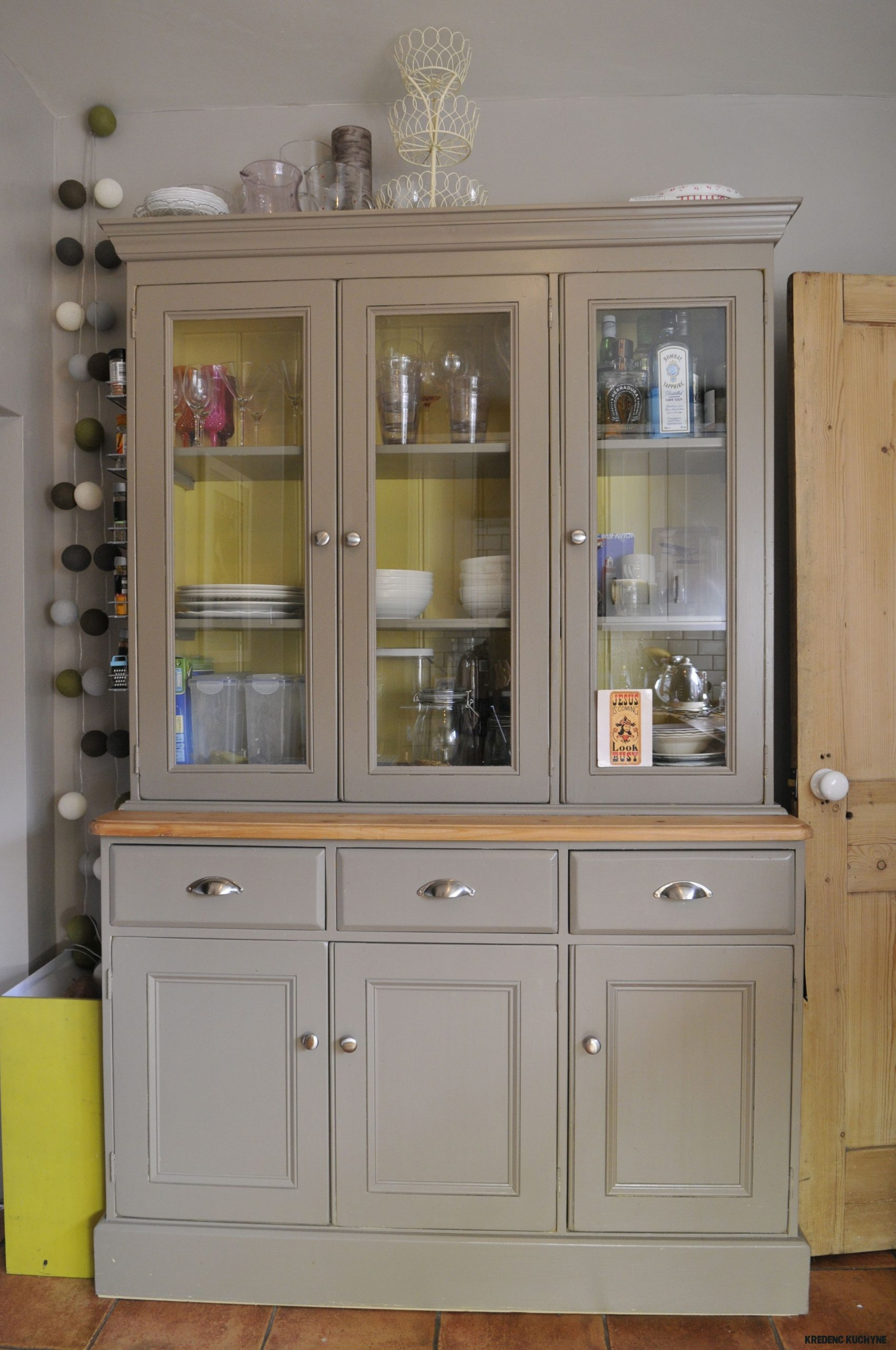 Pin on Shabby Chic Kitchens