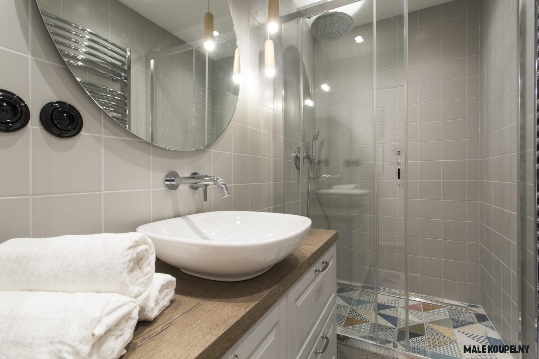 Rekonstrukce malé koupelny – Elements