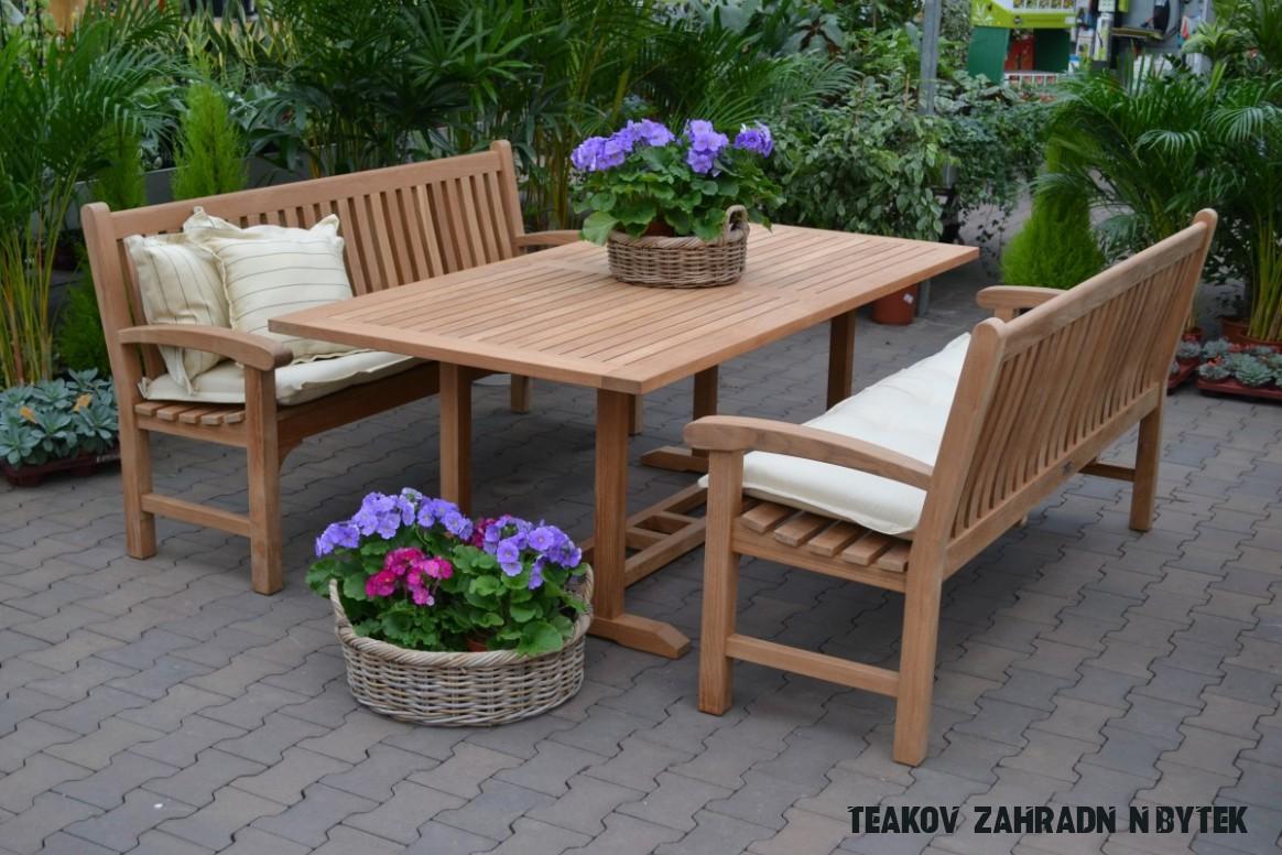 Luxusní zahradní nábytek Soraya - Donate
