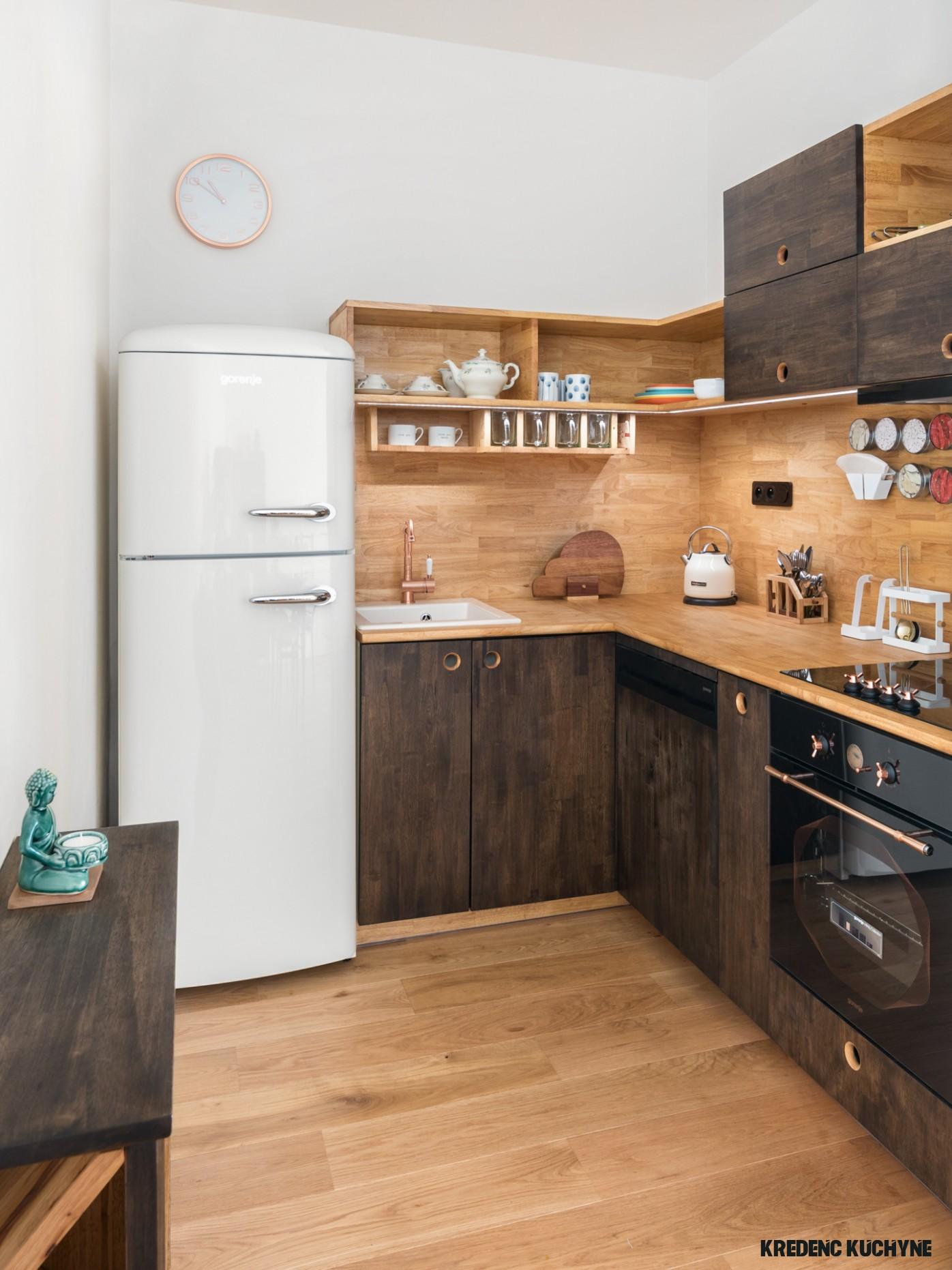 Ekologická kuchyně a la Kredenc – Atelier Paletky