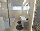Skvelý Galerie Ideas z Male Koupelny