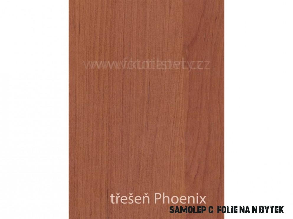 Profesionální renovační folie na dveře a nábytek - vzor Třešeň Phoenix