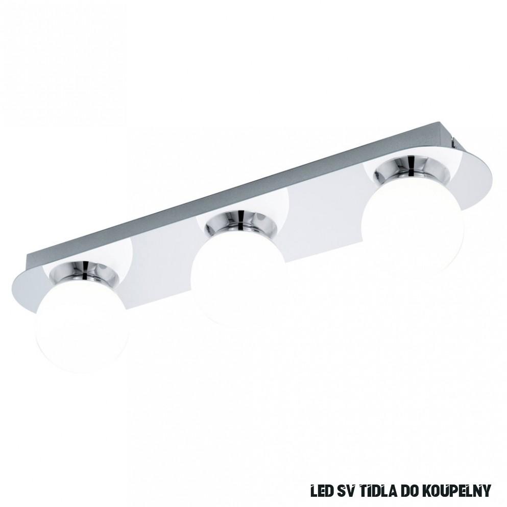 Stropní LED světlo do koupelny Mosiano IP14