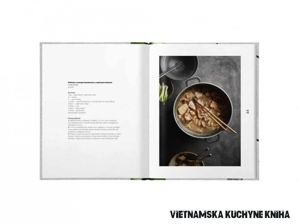 9 Galerie Nejvíce pro Vietnamskou kuchyni Kniha