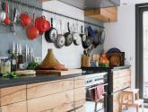 Úžasný Fotografií Nápady z Kuchyne Drevo