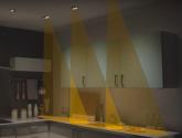 Bájecný Stock Ideas z Bodová Světla Do Koupelny