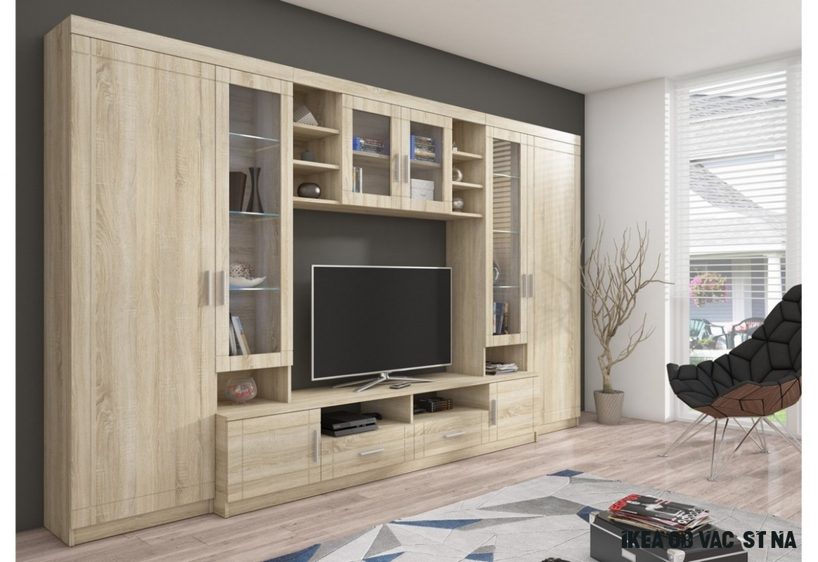 Ikea obyvaci steny skrinky levně  Blesk zboží