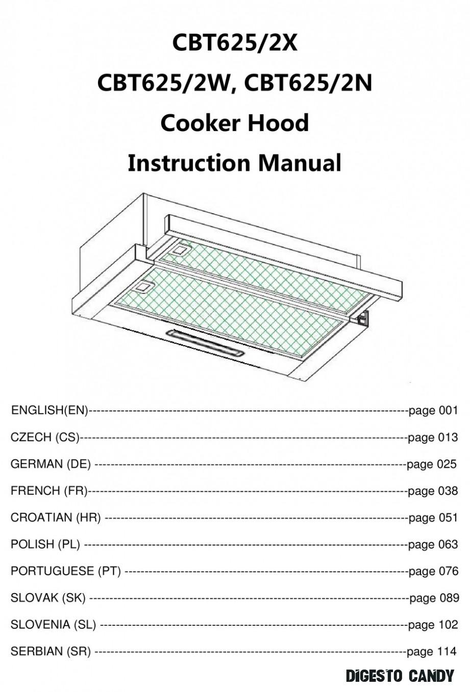 CANDY CBT14/14X INSTRUCTION MANUAL Pdf Download  ManualsLib