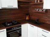 Nejchladnejší Sbírka Ideas z Kuchyne Bila Drevo