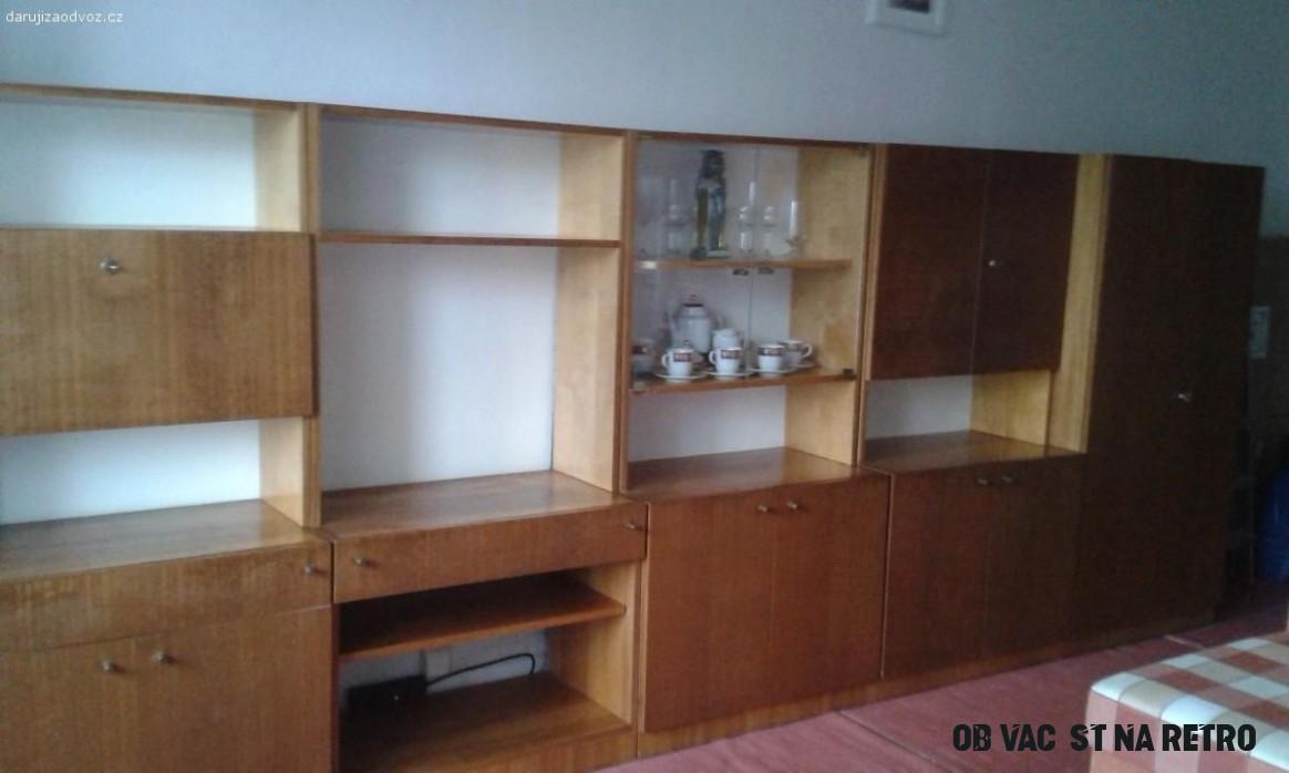 Daruji obývací stěnu - Nábytek - Daruji za odvoz  Furniture, Home