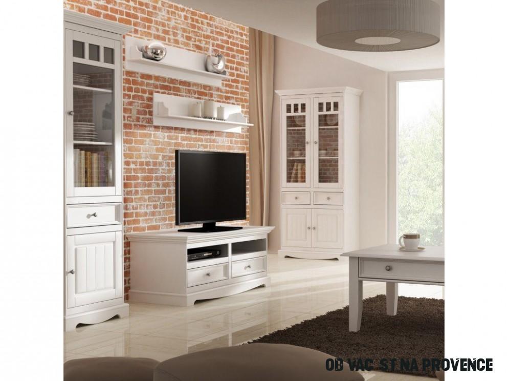 Obývací stěna ve stylu Provence sjednotí váš prostor  LivingHome