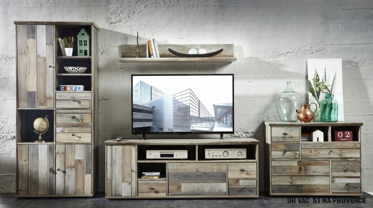 Obývací a jídelní sestavy PROVENCE - Moderní nábytek TORRIMEX