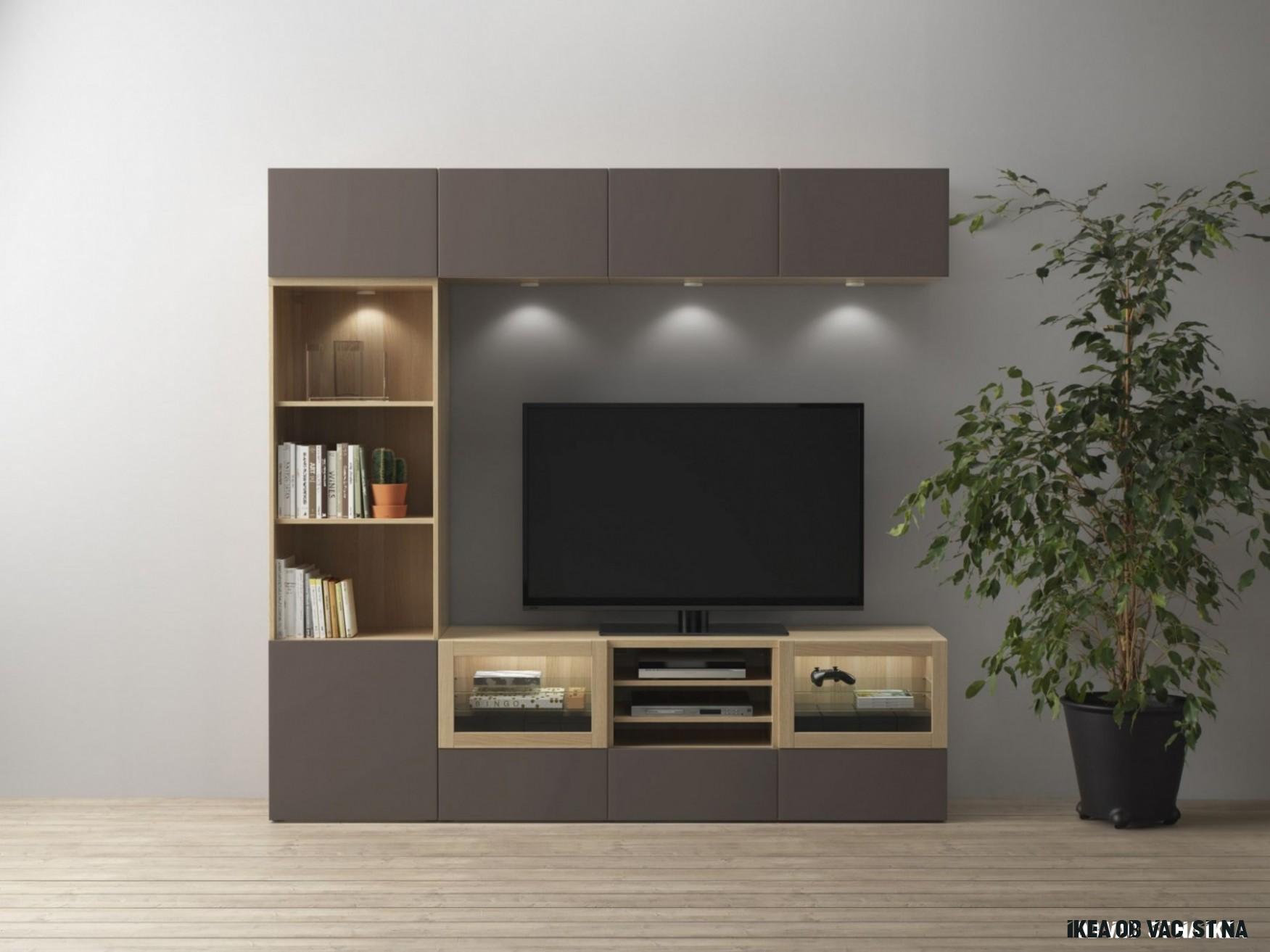 17 Nejchladnejší nápady pro Obývací stěna ikea - mujDum.co