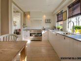 Nejlépe Obrázky Inspirace z Kuchyne Bila Drevo
