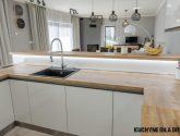 Nejnovejší Fotka Ideas z Kuchyne Bila Drevo