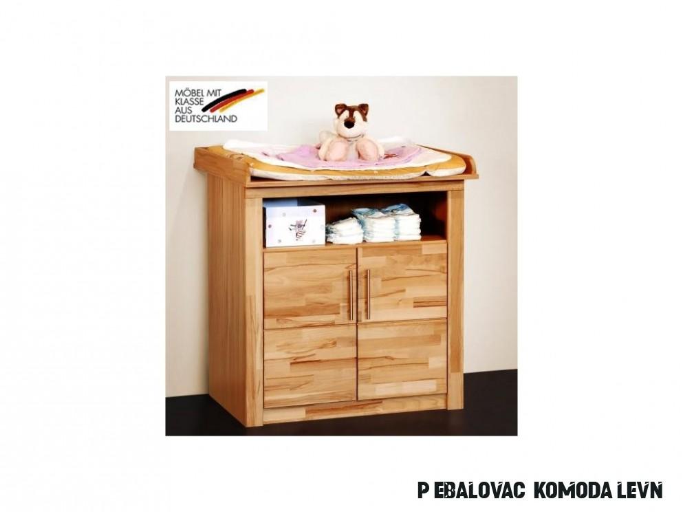 Přebalovací komoda levně  Masiv-Prodej.cz - Německá kvalita za