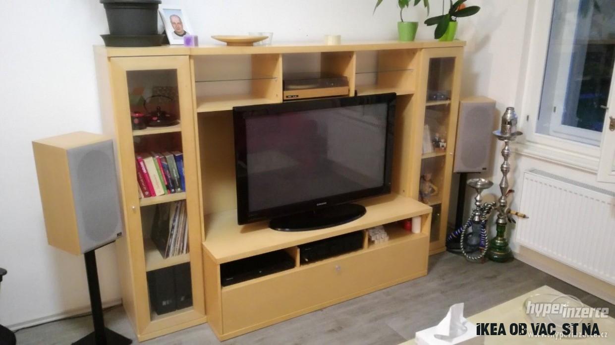 Obývací stěna IKEA Bonde - inzerce, prodám - Hyperinzerce.cz