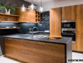 Nejvýhodnejší Fotky Idea z Kuchyne Drevo