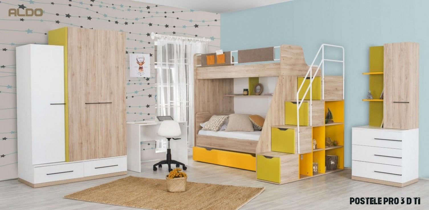 Nábytek do Detského Pokoje  Home decor, Bed, Furniture