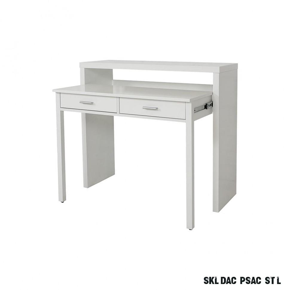 Skládací psací/konzolový stolek Woodman Desk