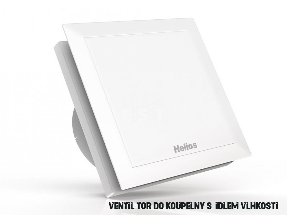 Ventilátor do koupelny Helios MiniVent M18/1800 F - s čidlem vlhkosti (61875)