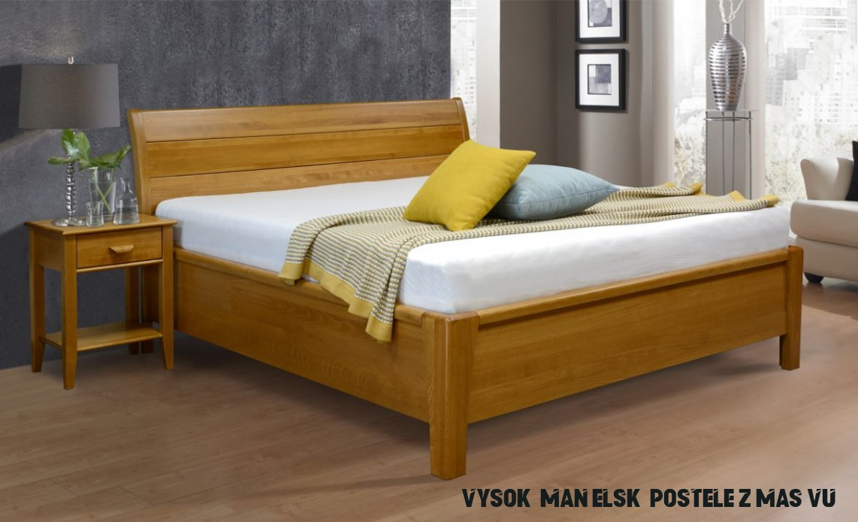 Manželská posteľ PANAMA 17 17x1700 cm