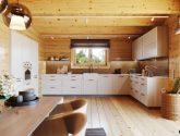 Vynikající Obraz Nápady z Kuchyne Drevo