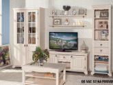 Znamenitý Sbírka Nápady z Obývací Stěna Provence