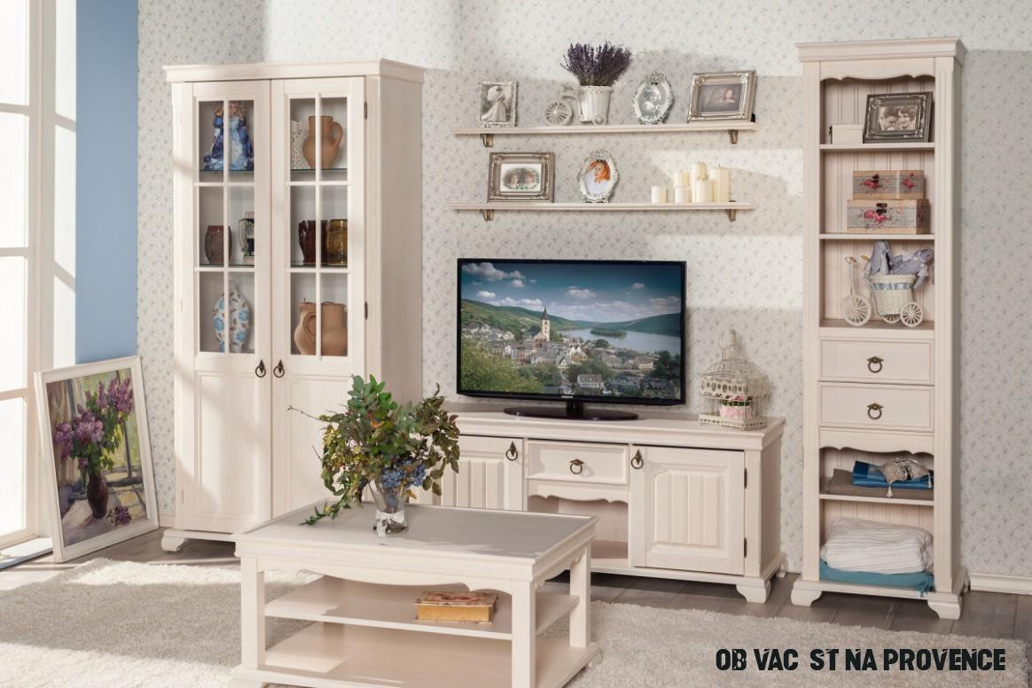 Amelie Obývací stěna dub provence - dub provence