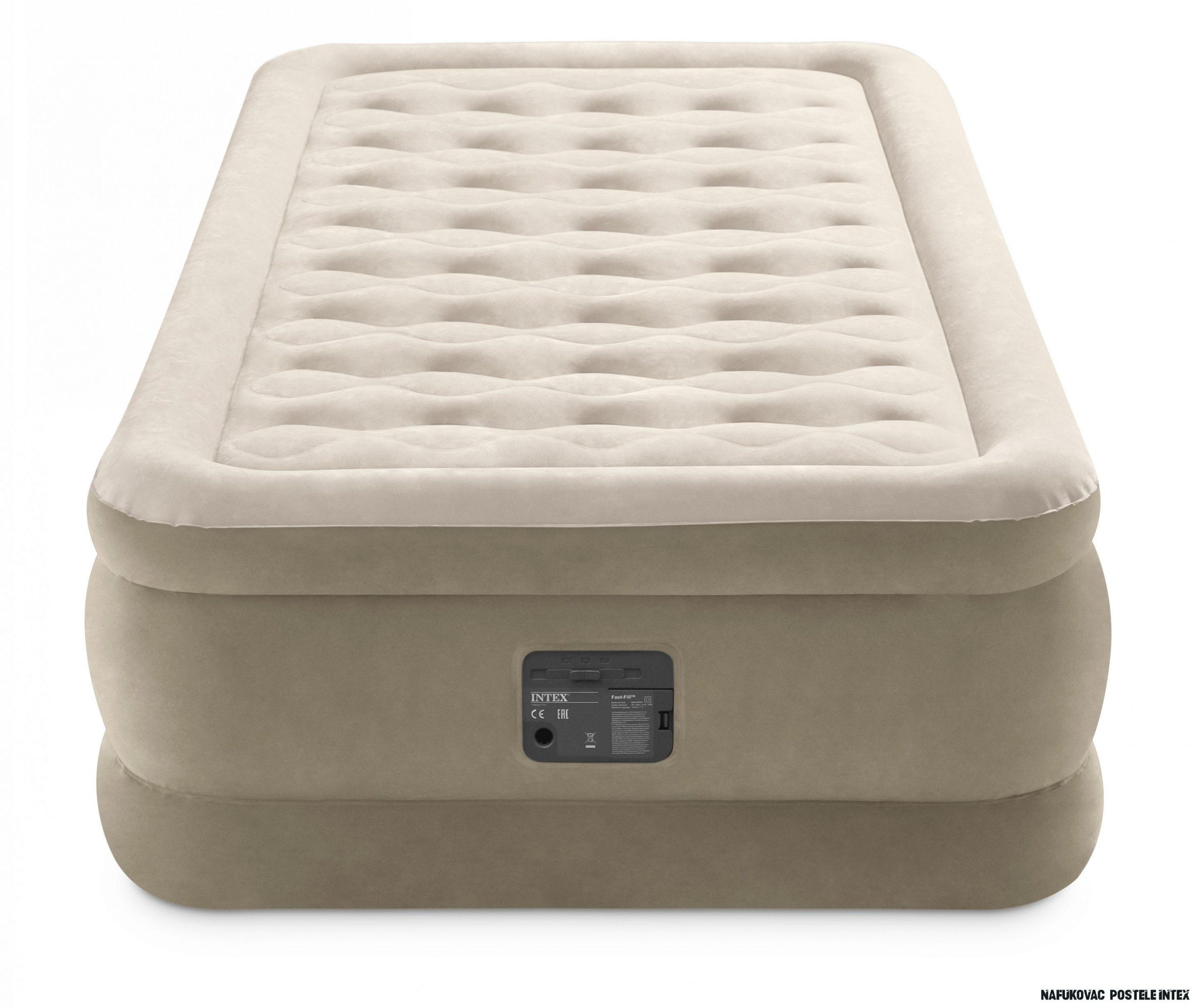 Nafukovací postel Intex Ultra Twin