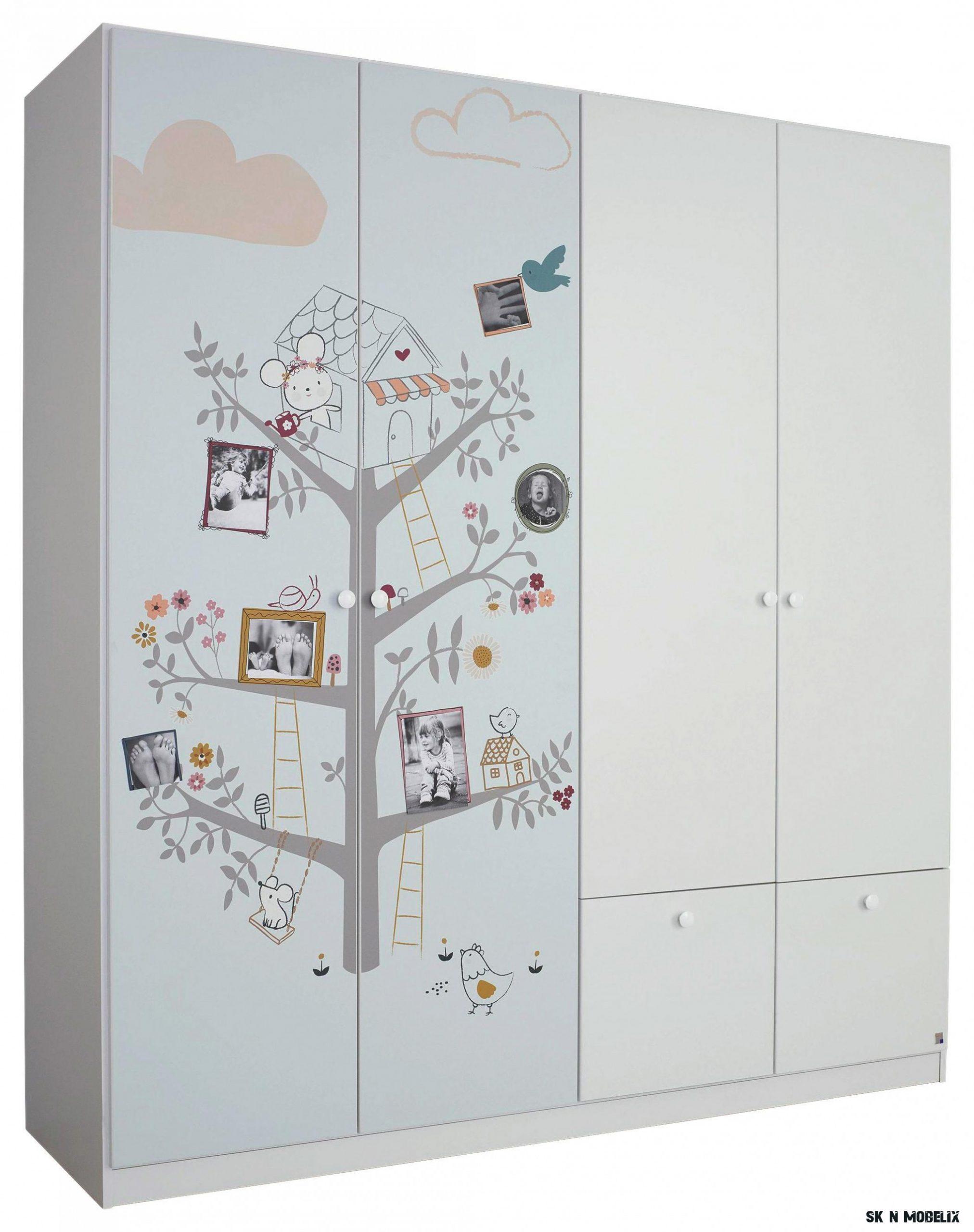 Dětská Šatní skříň Dream