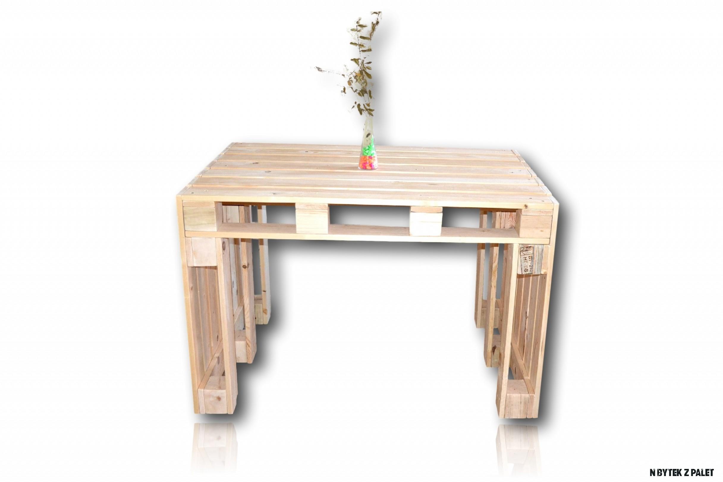 Stoly z palet , Výroba paletového nábytku na míru