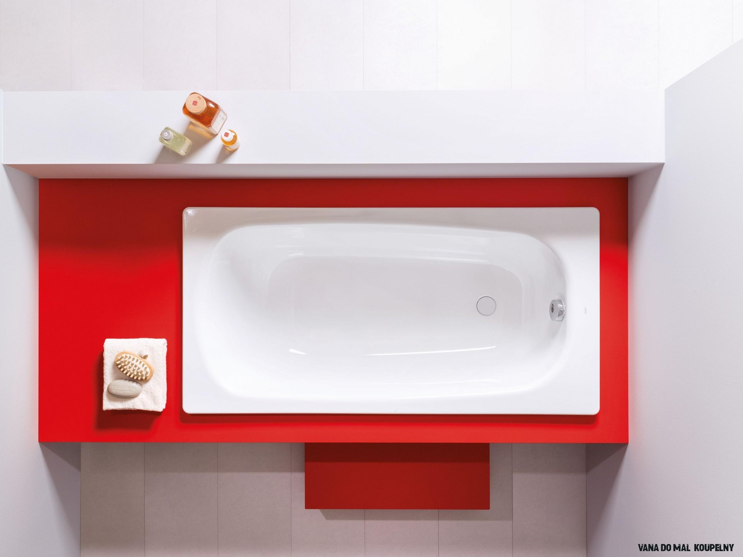Jika: Vana nebo sprchový kout? Dilema při zařizování nové koupelny