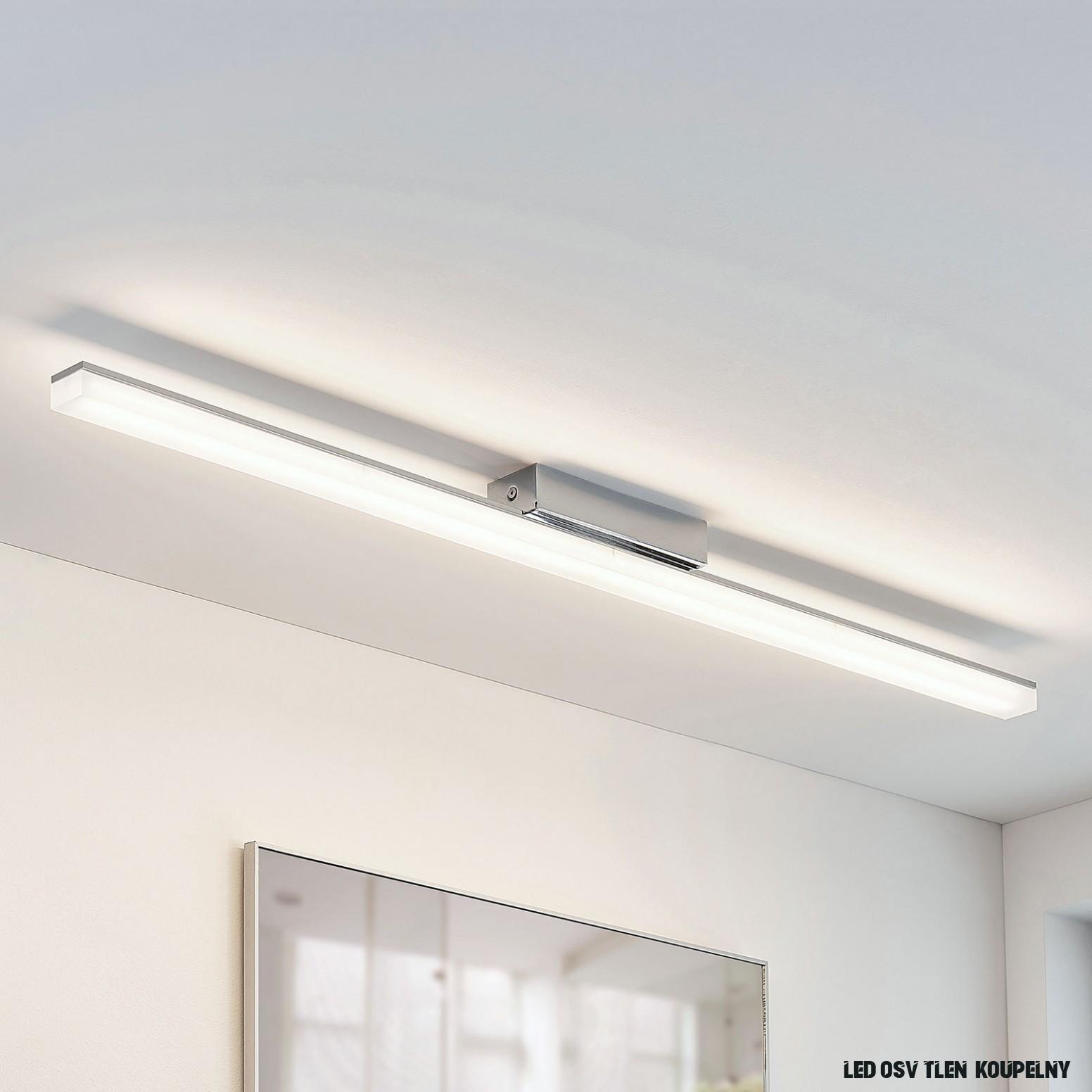 Levke - LED stropní osvětlení do koupelny