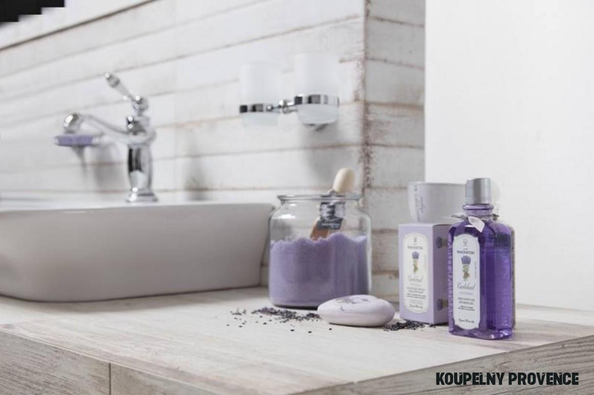 Koupelny Provence  Řezáč stavebniny
