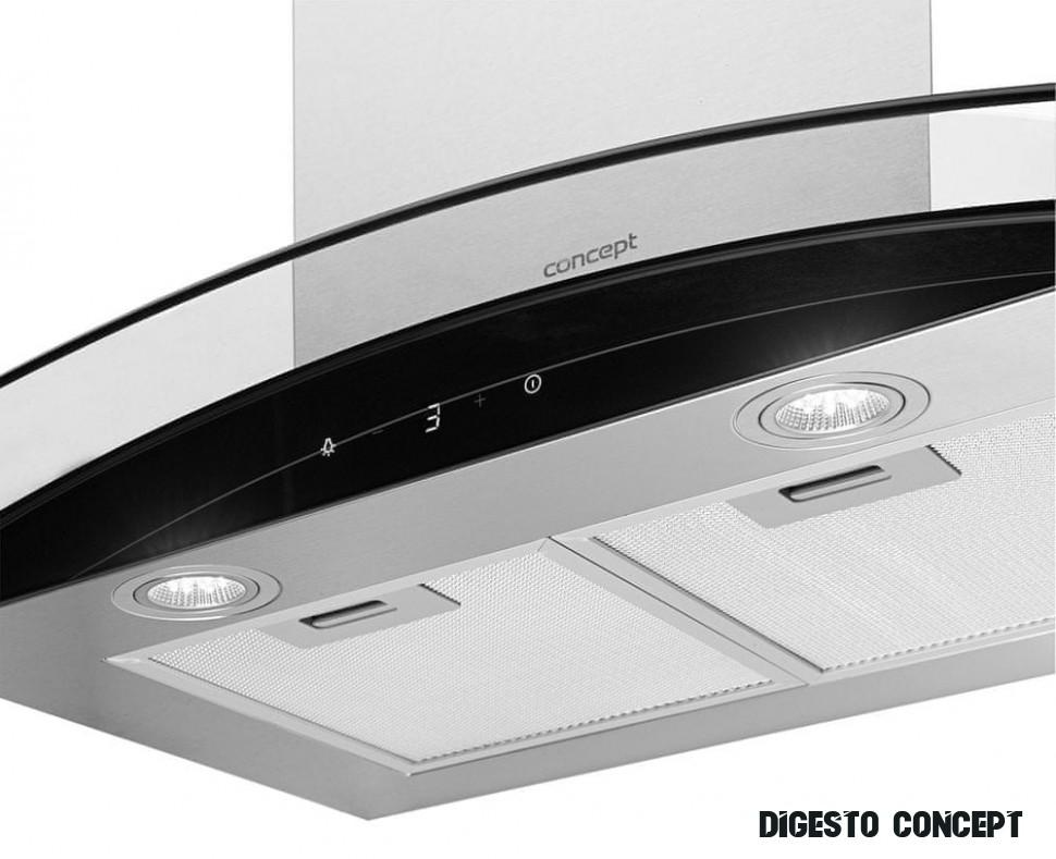 Concept OPK15 komínová digestoř  MALL.CZ