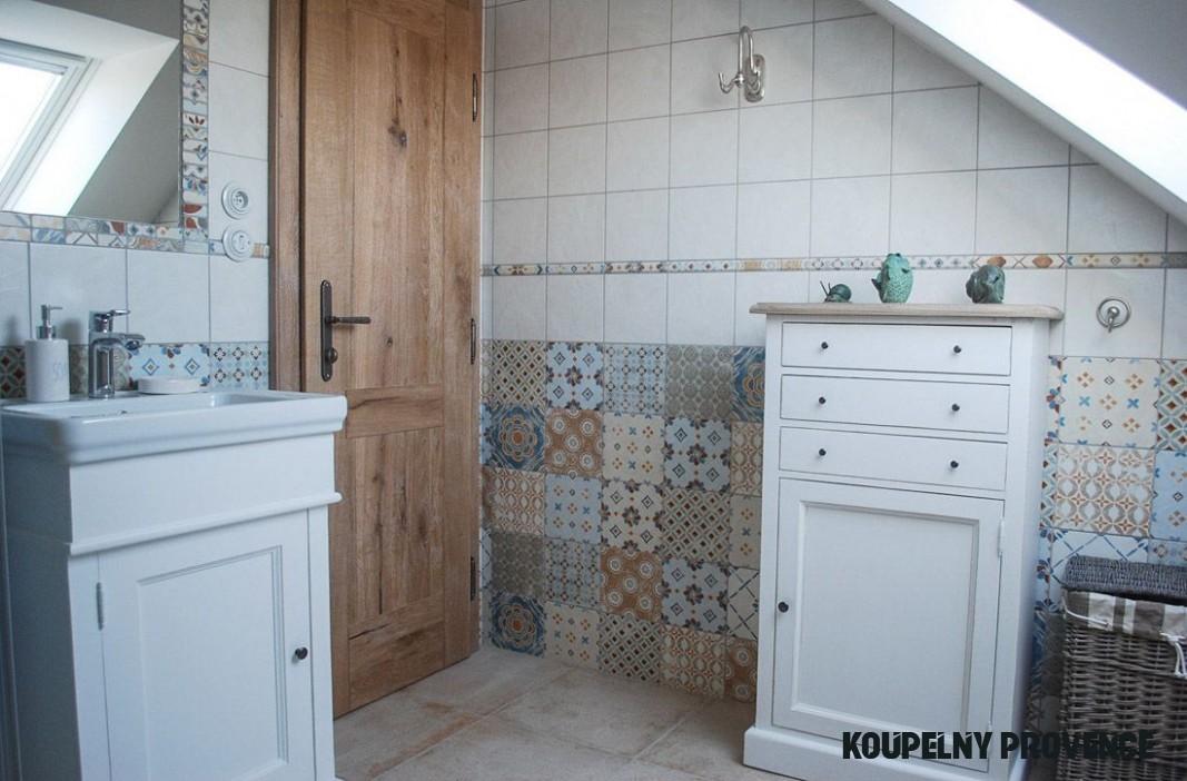 Koupelny - fotogalerie inspirace Nutné prohlídnout před