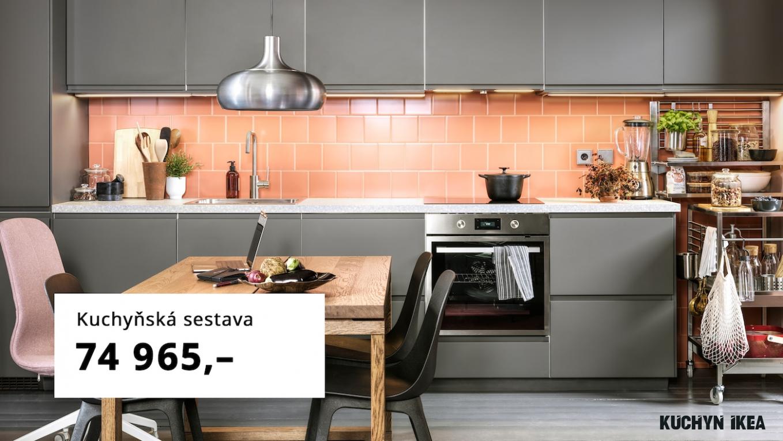Inspirativní galerie kuchyní - IKEA