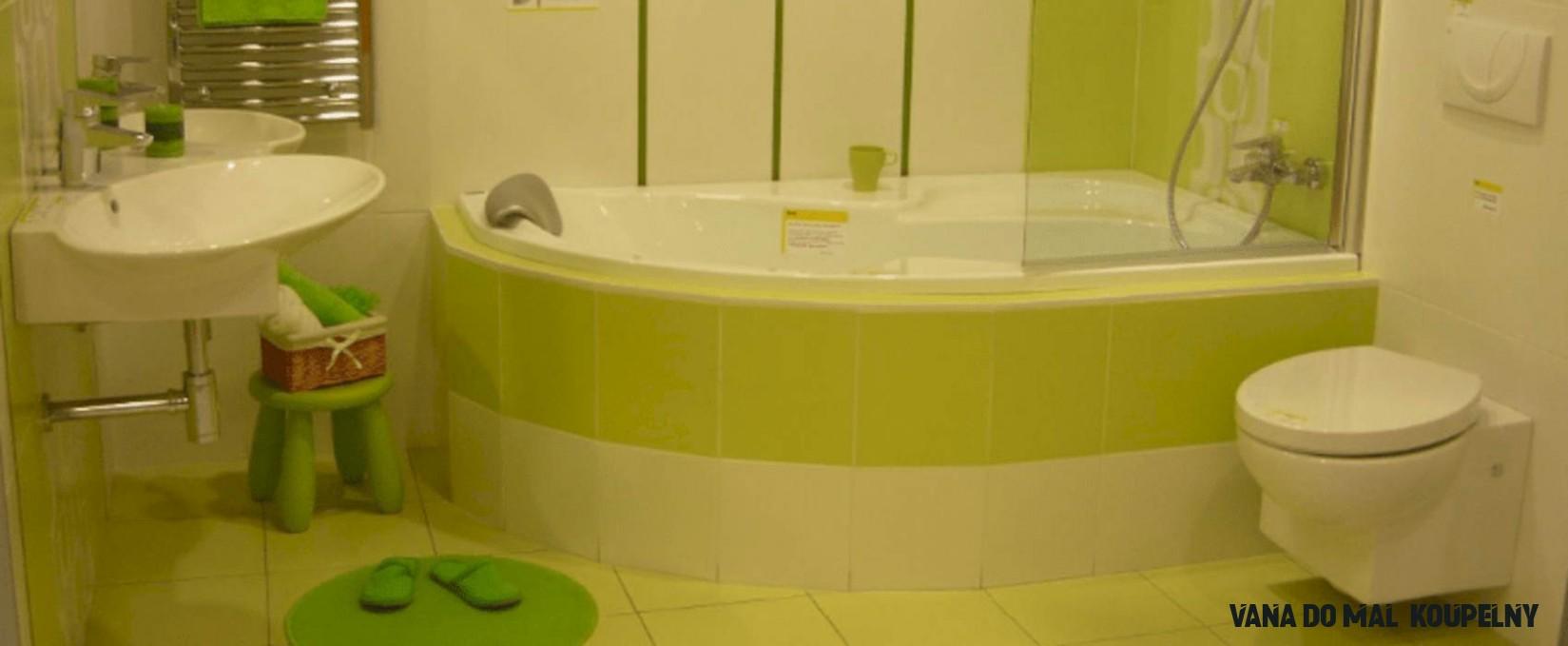 9NEJ Asymetrické vany do malé koupelny - recenze a hodnocení