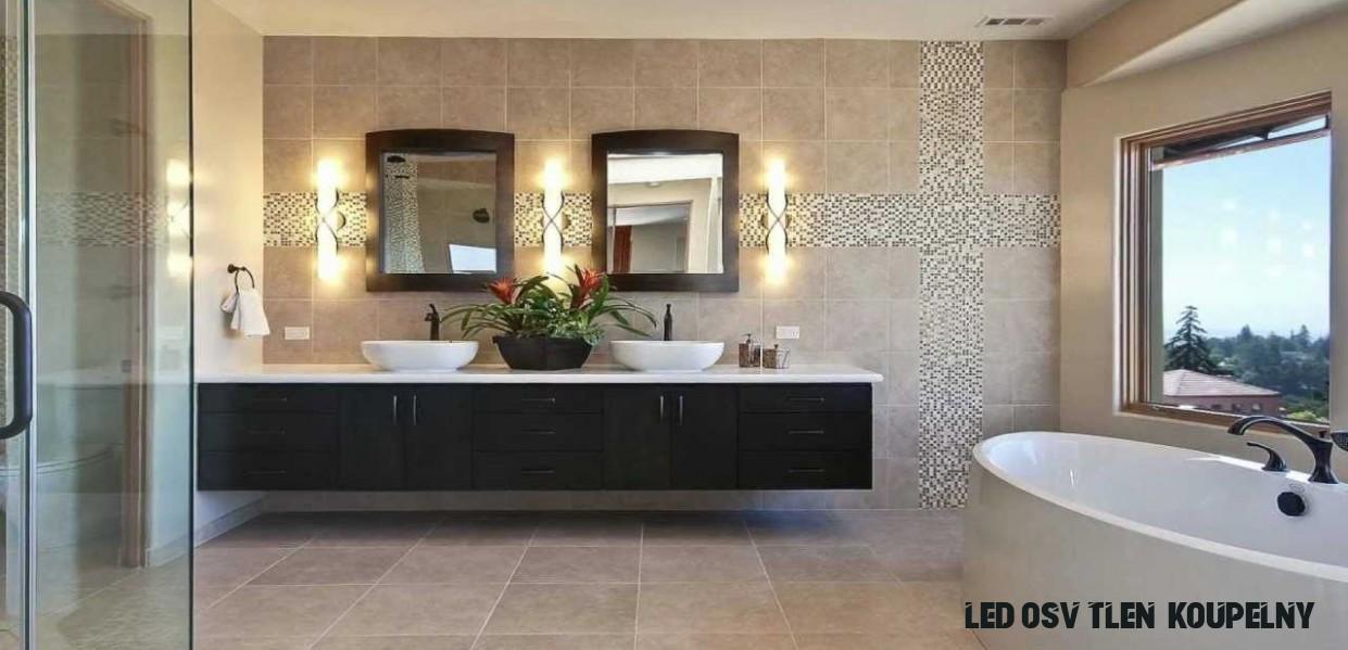 LED osvětlení koupelny  LED Solution.cz