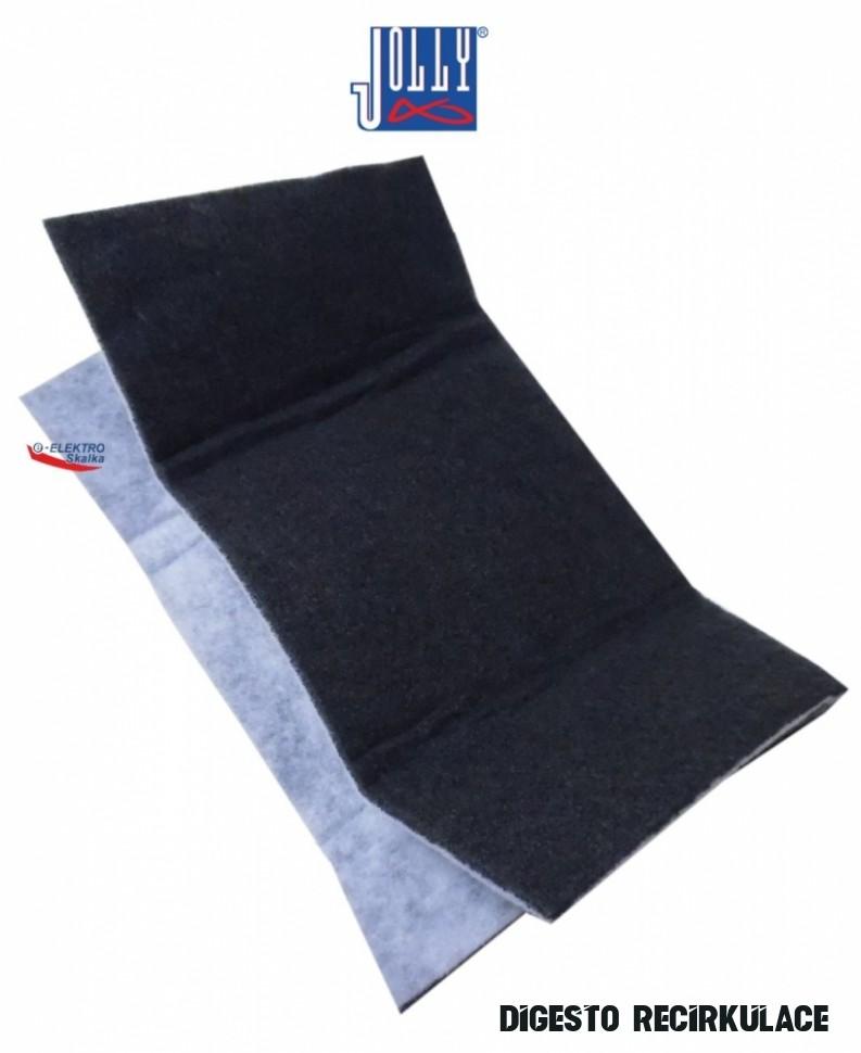 Filtr uhlíkový DF16 JOLLY Pro digestoř bez recirkulace