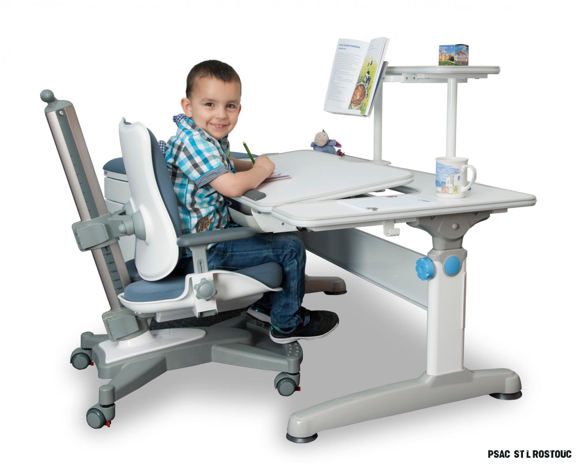 Psací stůl pro prvňáčka – na co myslet při výběru?  Rostoucí