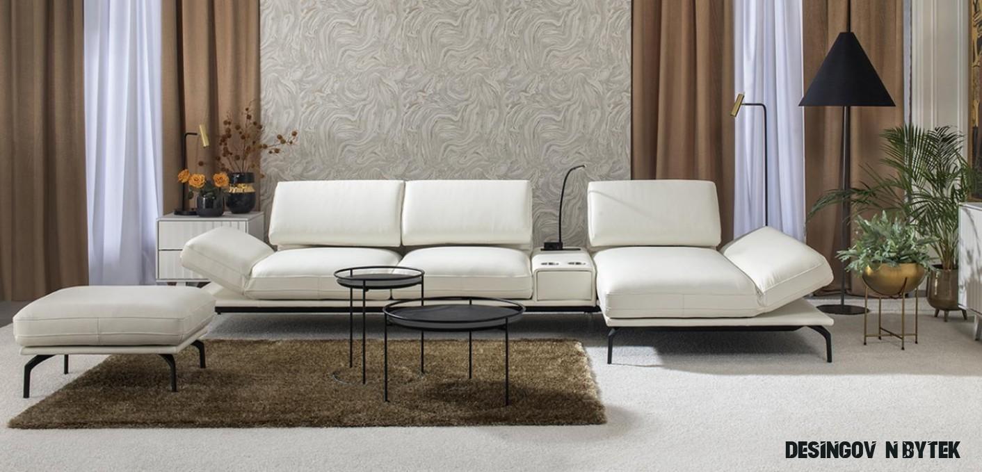 KLER - Residenza – designový nábytek do obývacích pokojů, jídelen
